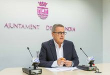 Gandia presenta el pressupost de 2020 al Ministeri d'Hisenda