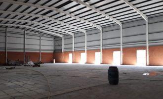 El nuevo espacio deportivo de Torrent: en la recta final