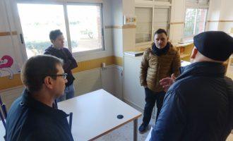 Óscar Borrell destaca el CEIP La Solana com exemple d'aposta per l'eficiència energètica als centres educatius