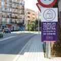 Paiporta instal·la les plaques que l'acrediten com a municipi protegit contra la violència masclista