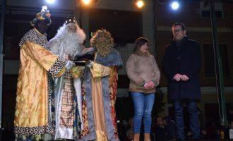 Multitudinaria Cabalgata de Reyes en Sedaví