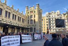 Indignats amb Renfe convoca una manifestació por las insuficientes mejoras para el servicio de cercanías