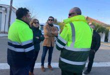 Paterna refuerza el dispositivo de recogida de contenedores de residuos y reciclaje para Reyes