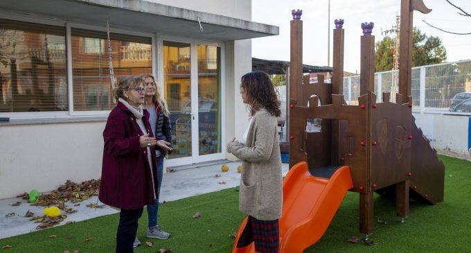 Mejoras en la Escuela municipal Ninos-Mon Peixet de Picassent