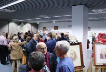 Sant Tomàs d'Aquino inaugura una exposició que repassa els 75 anys d'història