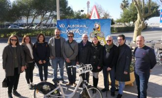 Xufabike inaugura dues noves estacions