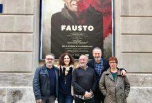El Institut Valencià de Cultura presenta su producción 'Fausto'