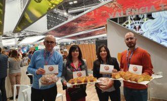 Gran acceptació de l'oferta presentada per Alzira a FITUR