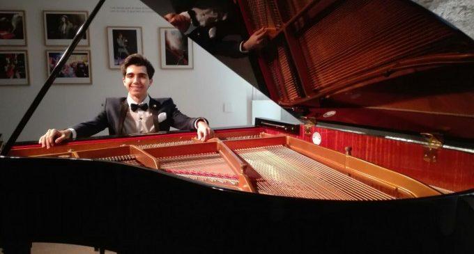 El Ciclo de Jóvenes Intérpretes presenta al pianista Francisco José García Verdú