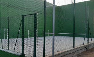 El Ayuntamiento de Meliana invierte 53.020,46 € en el frontón y lo habilita como frontón valenciano