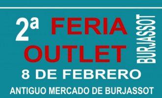 Burjassot celebra la II Fira de l'Outlet orientada a Sant Valentín