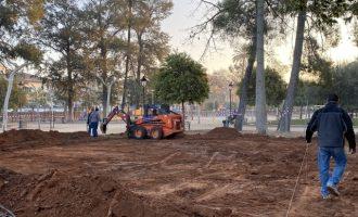 Carcaixent tendrá una zona de juegos adaptados al Parque Navarro Darà