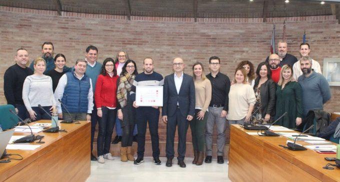 Alaquàs ret homenatge a José Vicente Pallardó