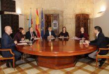 Generalitat i Diputació de València continuen amb la coordinació iniciada en la passada legislatura per a augmentar l'eficiència dels recursos públics