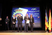 Quart de Poblet acoge la conmemoración del 196  aniversario de la Policía Nacional