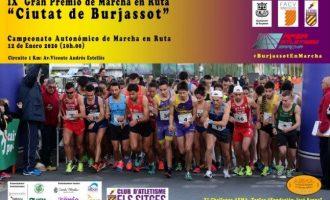 """Llega el IX Gran Premio de Marcha en Ruta """"Ciutat de Burjassot"""""""