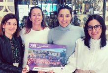 Paterna reparteix cartells contra la violència de gènere als centres escolars