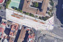 El intercambiador de la calle Xàtiva comenzará a funcionar a principios del mes de marzo