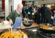 L'Associació Castilla la Mancha de Torrent celebra Sant Antoni amb una jornada gastronómica