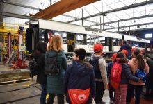 La Generalitat inicia el programa de visites educatives d'enguany a les instal·lacions de Metrovalencia