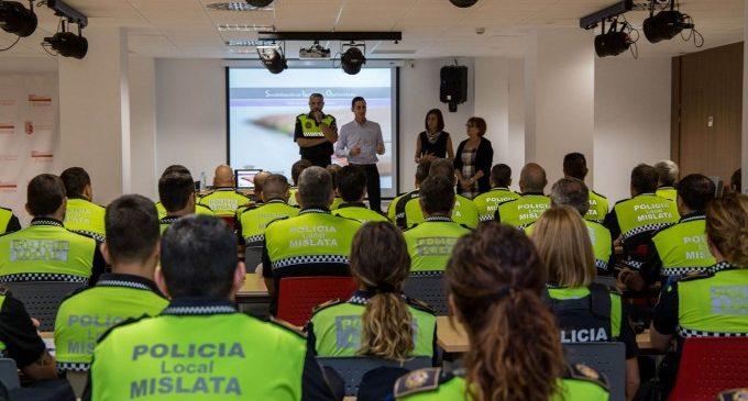 Mislata augmentarà en més d'un 30% els agents de la Policia Local