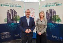 8,6 milions per a millorar l'eficiència energètica d'edificis judicials