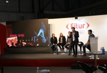 Llíria presenta en Fitur un avanç de l'audiovisual sobre les Termes Romanes de Mura