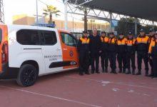 Protecció Civil de Llíria presenta els nous efectius de l'agrupació