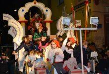 Éxito en la tradicional cabalgata de Reyes de Benetússer