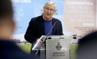 Ribó assenyala el disseny com a eina fonamental per a superar l'impacte de la pandèmia i construir la nova València