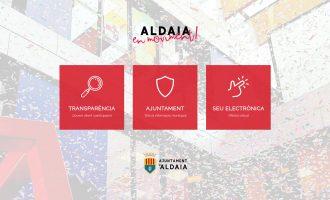 """Aldaia estrena nou web per a estar """"més a prop"""" dels seus ciutadans"""
