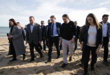 Puig assegura que la Generalitat treballarà amb el Govern central per a recuperar el litoral valencià