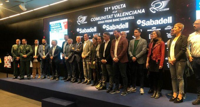 Torrent es prepara com a punt de partida de la segona etapa de la Volta Ciclista