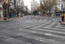 València recull 1.532 tones de residus després de la Nit de cap d'any