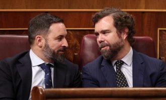 Compromís quiere que el Congreso repruebe a Abascal por cobrar de una organización iraní con vínculos terroristas