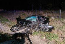 Mueren dos conductores al chocar un vehículo que circulaba en sentido contrario por la A-7 en Picassent