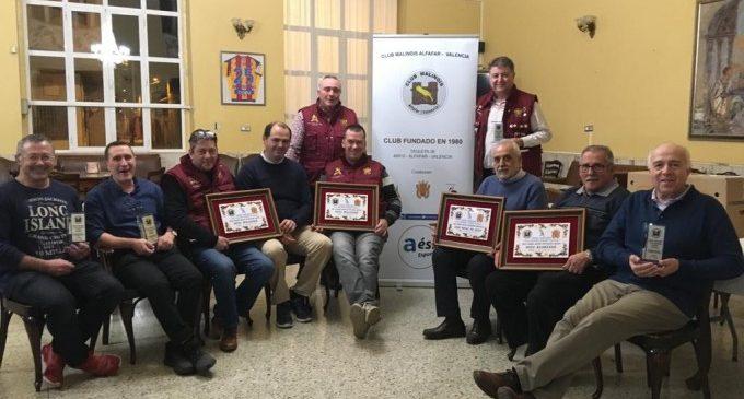 El club Malinois Alfafar celebra els seus concursos de canaris de cant