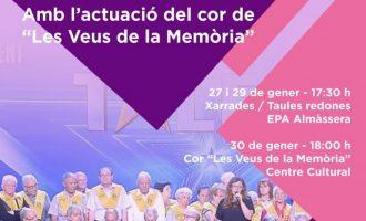 Almàssera celebra la primera Setmana de l'Educació Permanent