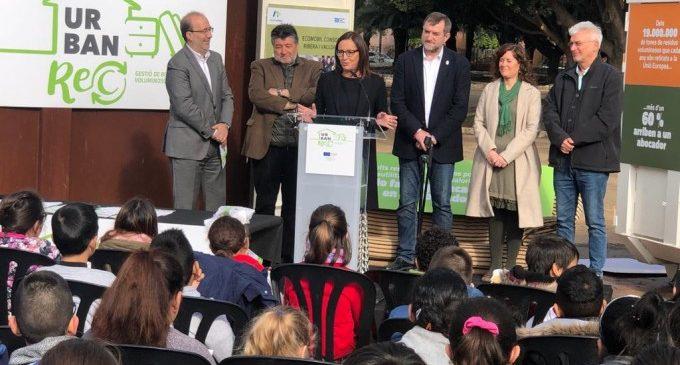 El projecte europeu Urbanrec de la Diputació es clausura a Alzira