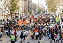 Els veïns i veïnes de Benimaclet prenen el carrer per protestar contra el PAI
