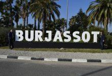 El nom de Burjassot ja llueix en l'entrada al municipi per la Ronda Nord