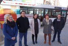 Ontinyent renova la imatge de l'autobús urbà per a promoure el seu ús després de fer-lo gratuït