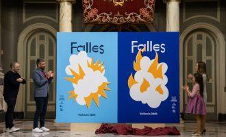 La primera mascletà i l''adéu' de la cremà, als cartells de Falles 2020