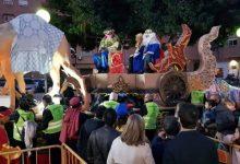 Mig miler de participants per a les dues cavalcades de Xirivella