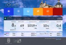 El Ayuntamiento de Llíria ofrece, a través de una nueva web, información meteorológica en tiempo real