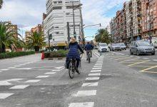 Abierto un nuevo tramo del carril bici de Primado Reig