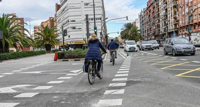 Afecció al trànsit de l'Avinguda Primat Reig a causa de les obres d'adequació de la xarxa municipal de sanejament