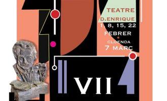 90 obras se han presentado para participar en la VII edición del certamen Nacional de Teatro Amateur Ciudad de Carcaixent