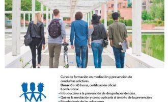 Alfafar organiza una formación para prevenir conductas adictivas