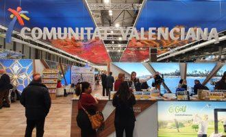 El stand de la Comunitat Valenciana en Fitur cierra tras 2.600 reuniones y presentaciones en tres días